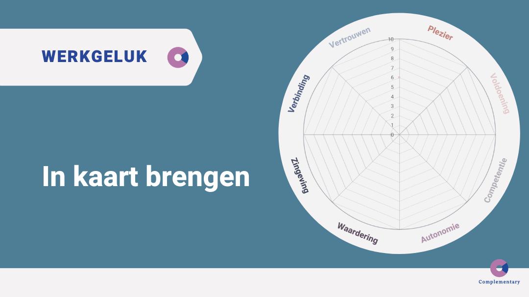 Het in kaart brengen van je werkgeluk met het Wheel of Work